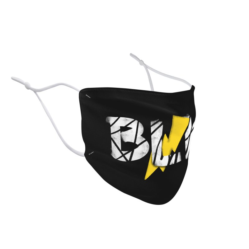 Power Accessories Face Mask by Rocket Artist Shop