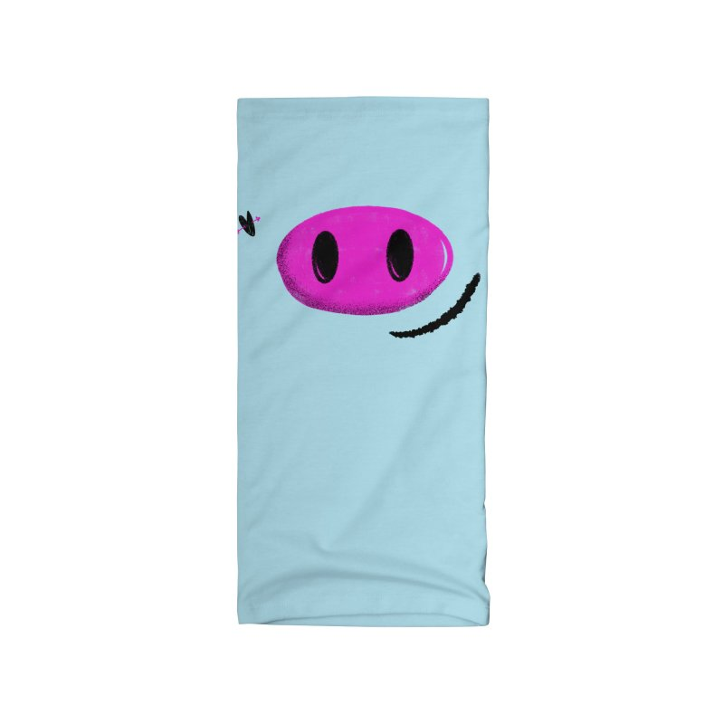 Piggy Accessories Neck Gaiter by Rocket Artist Shop