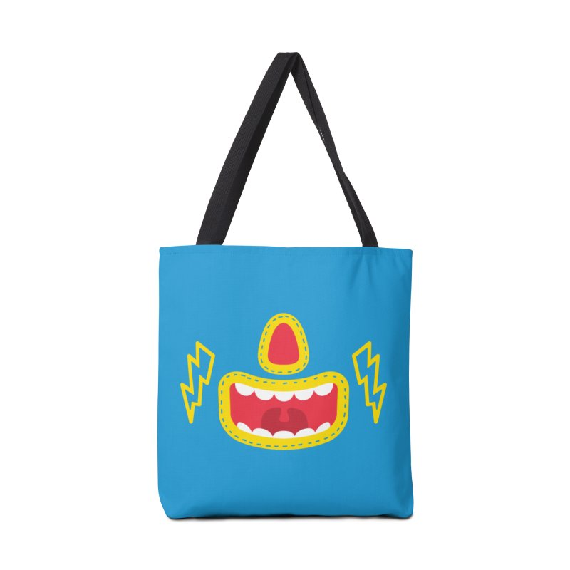 LUCHA Accessories Bag by Rocket Artist Shop