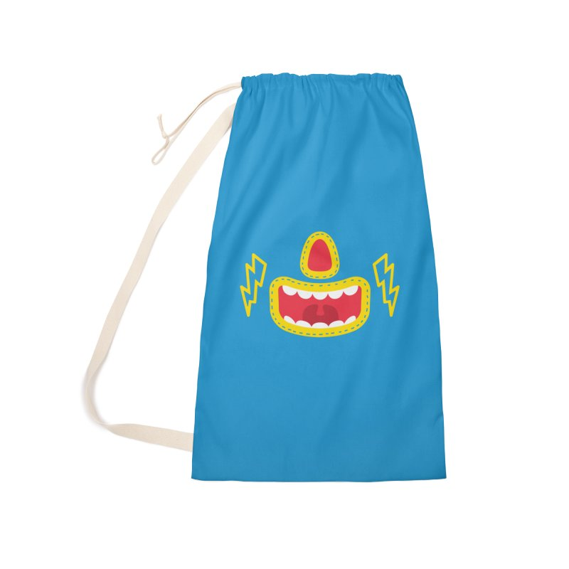 LUCHA Accessories Bag by Rocket Artist Shop