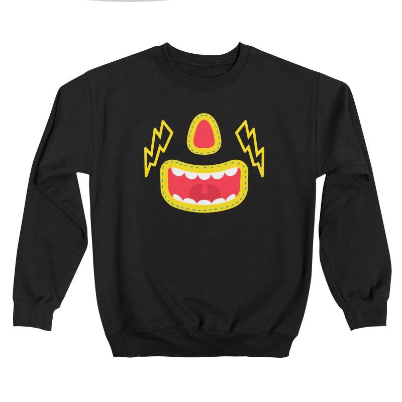 LUCHA Women's Sweatshirt by Rocket Artist Shop