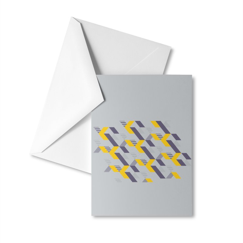 ANGULAR Accessories Greeting Card by Rocket Artist Shop