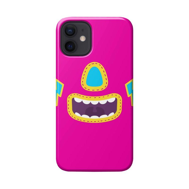 LUCHA PINK Accessories Phone Case by Rocket Artist Shop