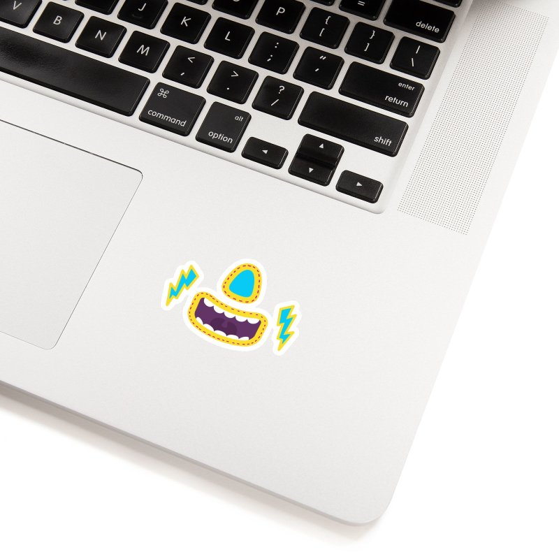 LUCHA PINK Accessories Sticker by Rocket Artist Shop