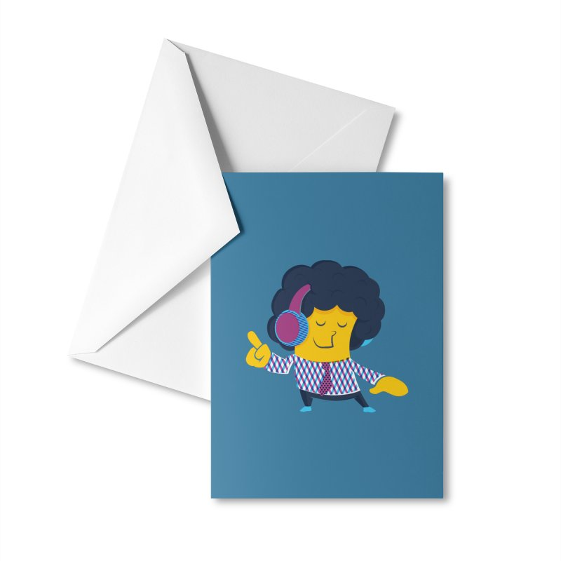 Good Vibes Accessories Greeting Card by Rocket Artist Shop