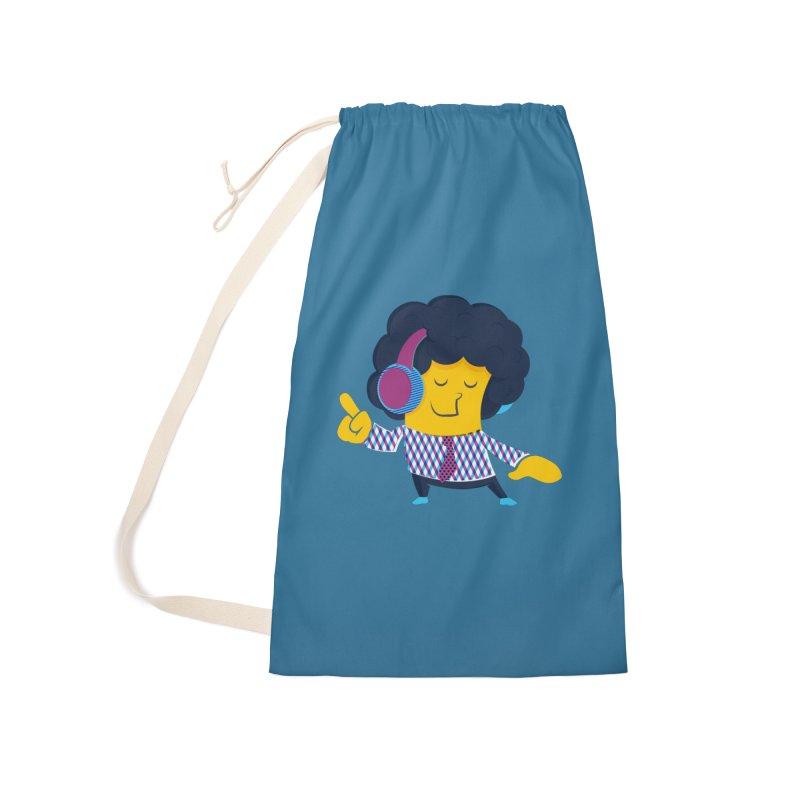 Good Vibes Accessories Bag by Rocket Artist Shop