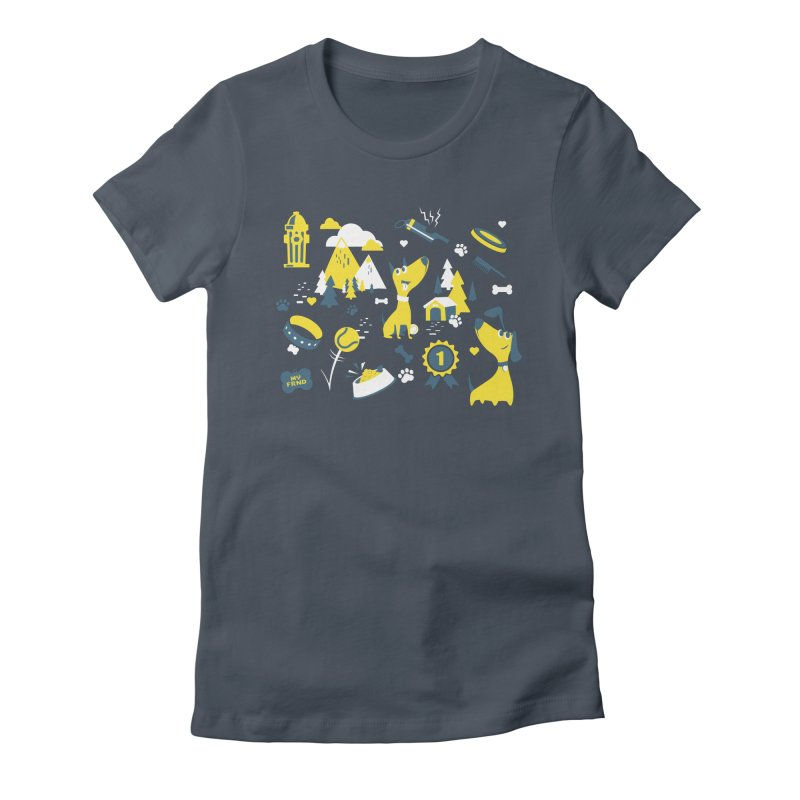 DogLover Women's T-Shirt by Rocket Artist Shop