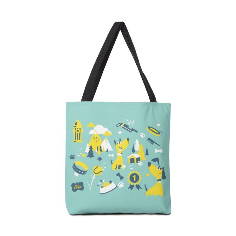 DogLover Accessories Bag by Rocket Artist Shop