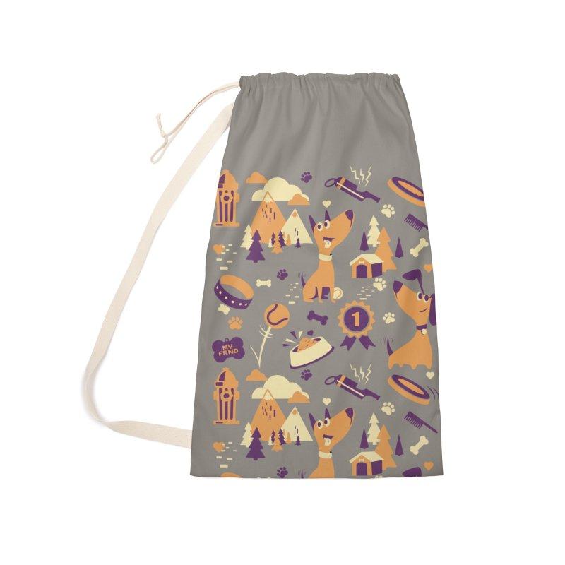 DogLover v2 Accessories Bag by Rocket Artist Shop