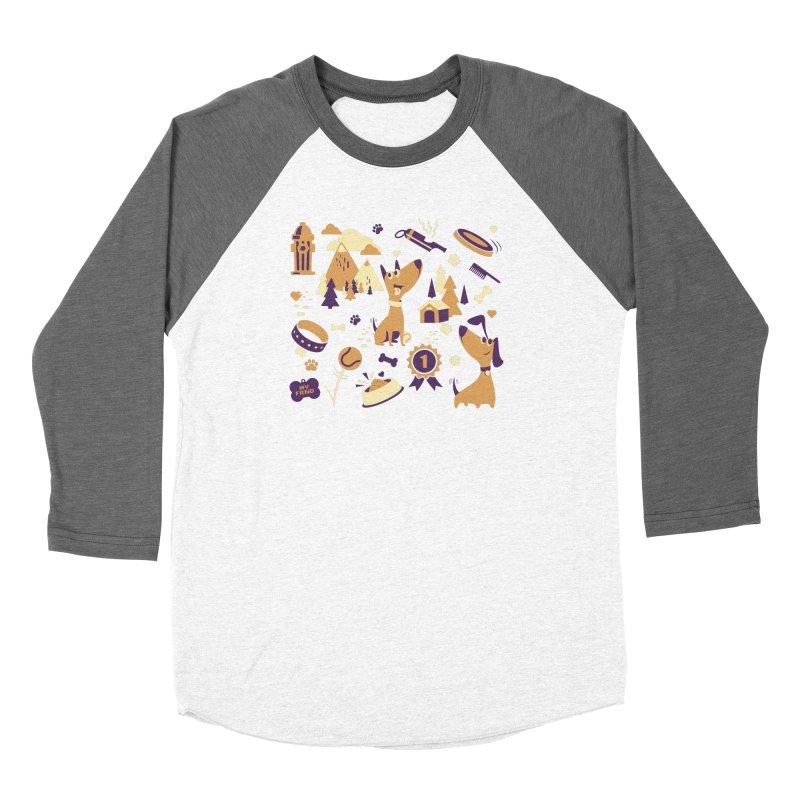 DogLover v2 Women's Longsleeve T-Shirt by Rocket Artist Shop