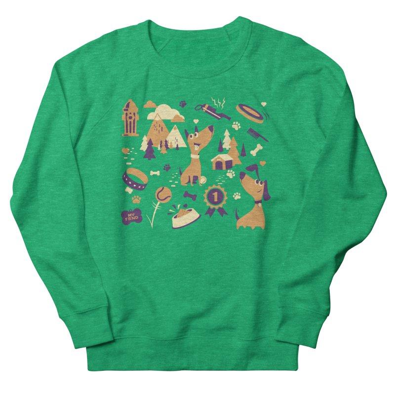 DogLover v2 Women's Sweatshirt by Rocket Artist Shop