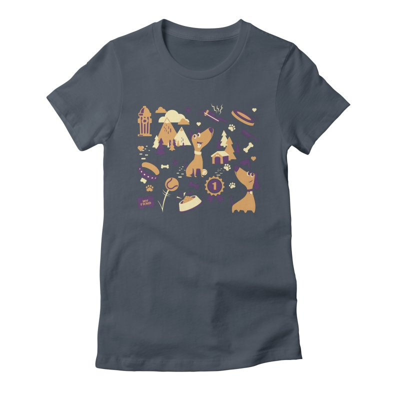 DogLover v2 Women's T-Shirt by Rocket Artist Shop