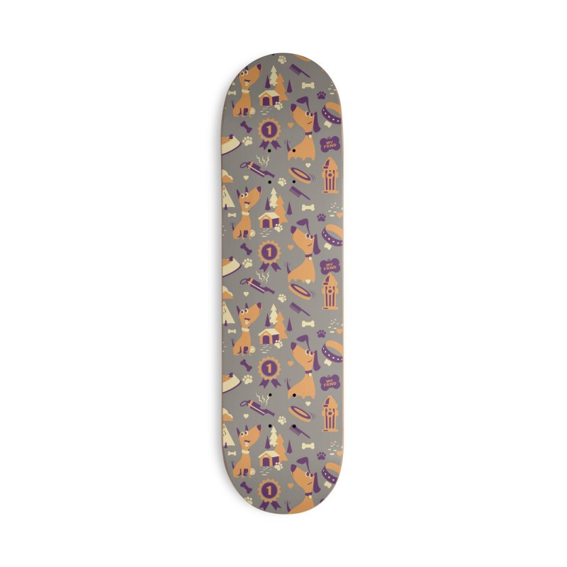 DogLover v2 Accessories Skateboard by Rocket Artist Shop