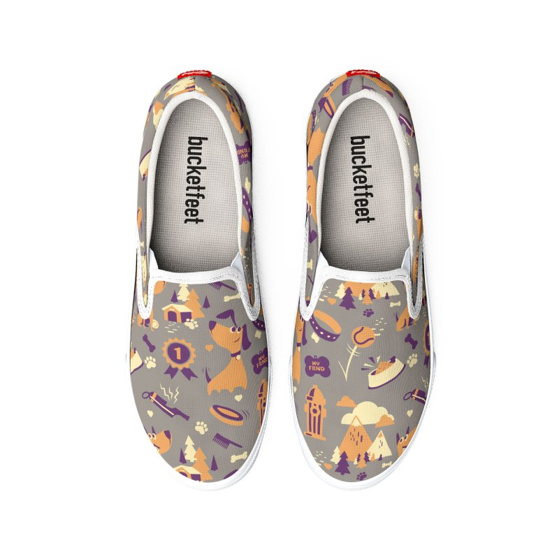 DogLover v2 Women's Shoes by Rocket Artist Shop