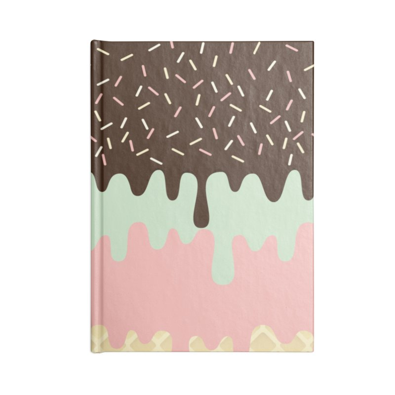 NAPOLITANO Accessories Notebook by Rocket Artist Shop