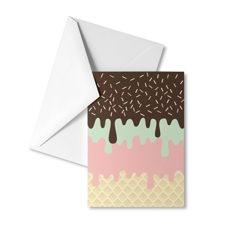 NAPOLITANO Accessories Greeting Card by Rocket Artist Shop