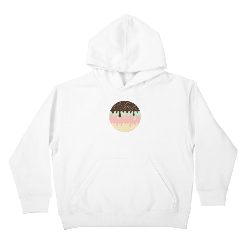 NAPOLITANO Kids Pullover Hoody by Rocket Artist Shop