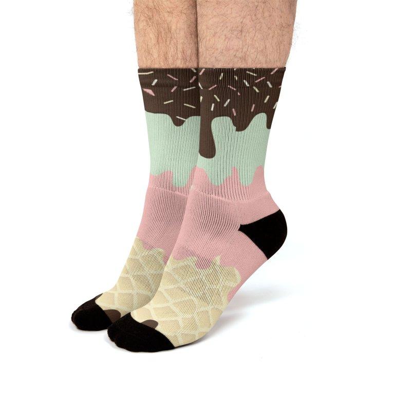 NAPOLITANO Men's Socks by Rocket Artist Shop