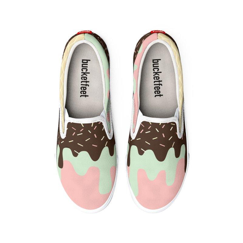 NAPOLITANO Men's Shoes by Rocket Artist Shop