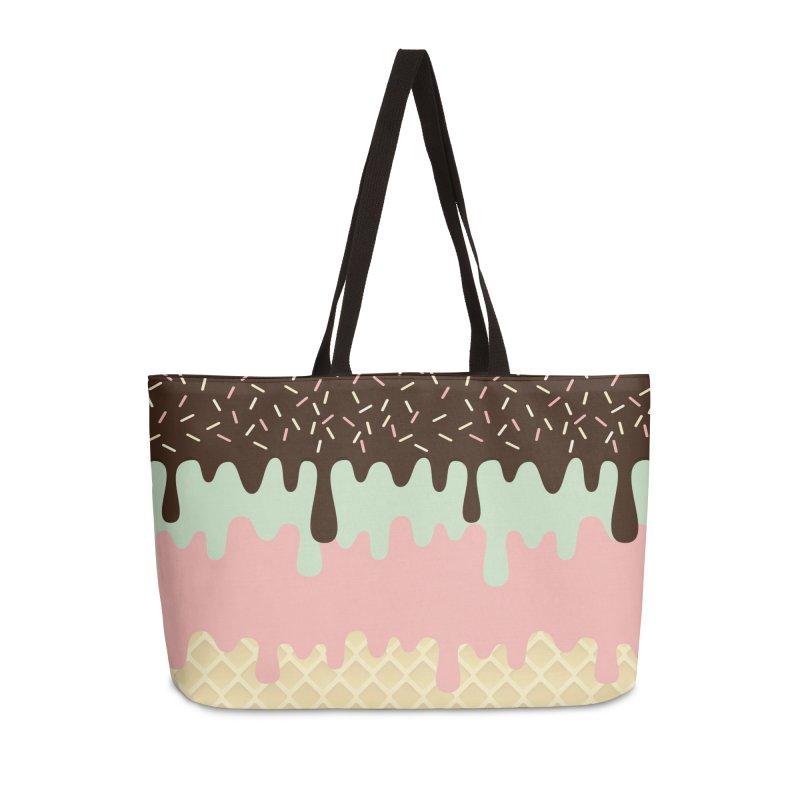 NAPOLITANO Accessories Bag by Rocket Artist Shop
