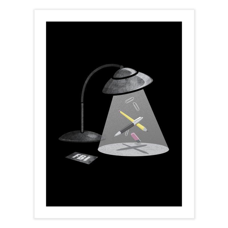 Desktop Abduction   by Rocket Artist Shop