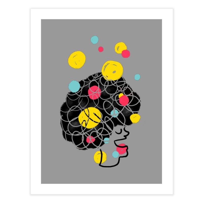 CREATIVE MINDS Home Fine Art Print by Rocket Artist Shop