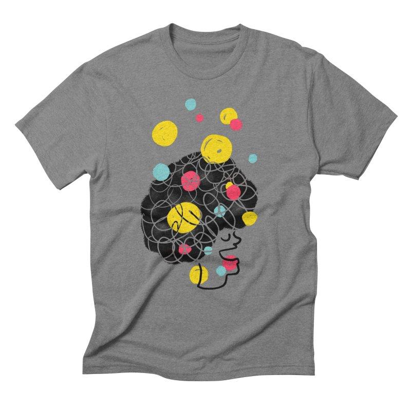 CREATIVE MINDS Men's T-Shirt by Rocket Artist Shop
