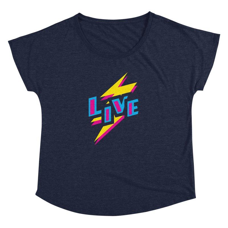 LIVE Women's Dolman by Rocket Artist Shop