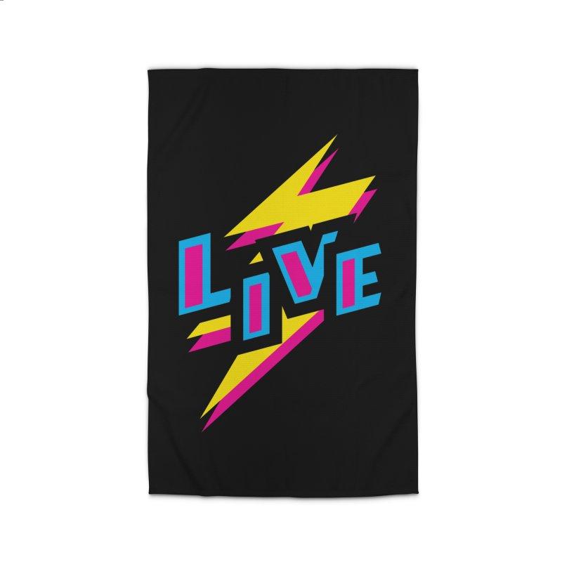 LIVE Home Rug by Rocket Artist Shop
