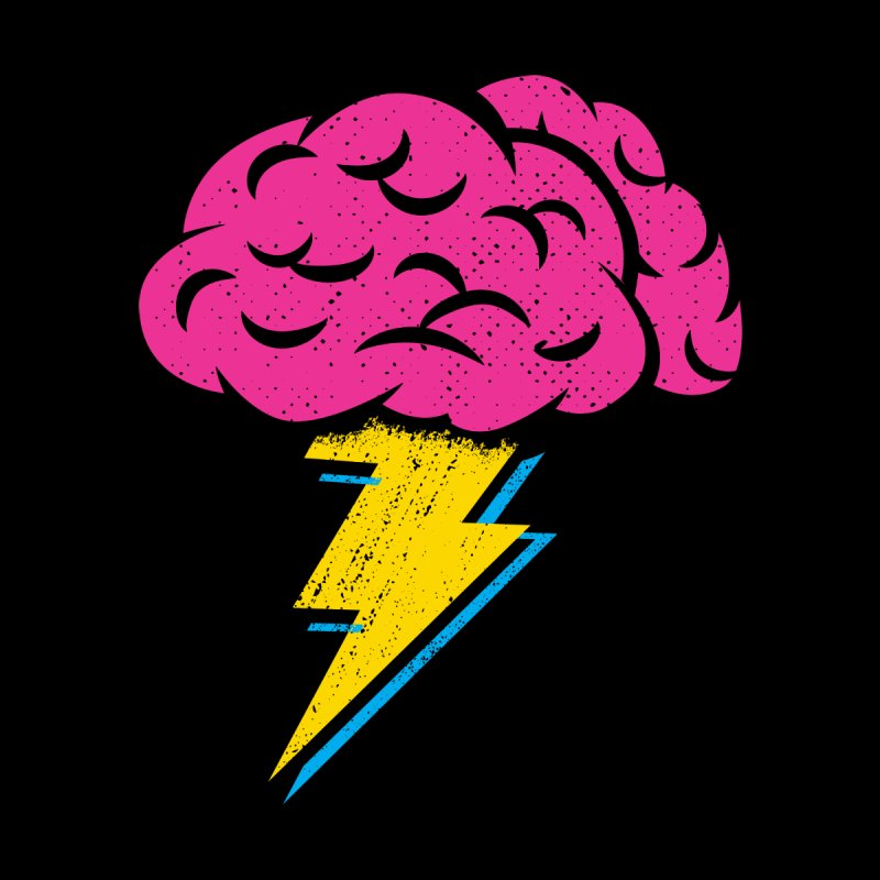 Brainstorm by Rocket Artist Shop