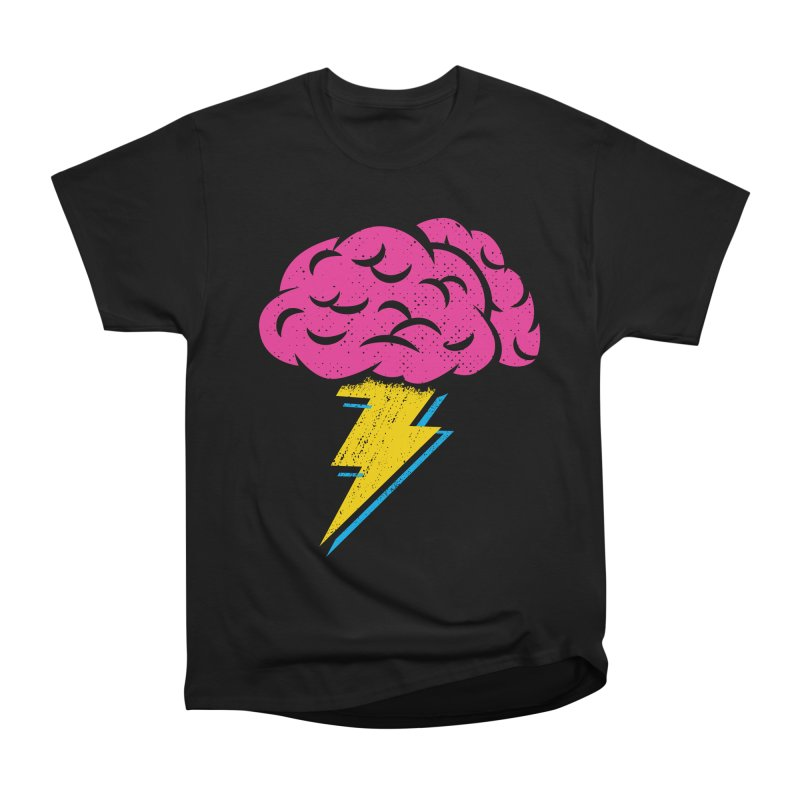 Brainstorm Men's Classic T-Shirt by Rocket Artist Shop