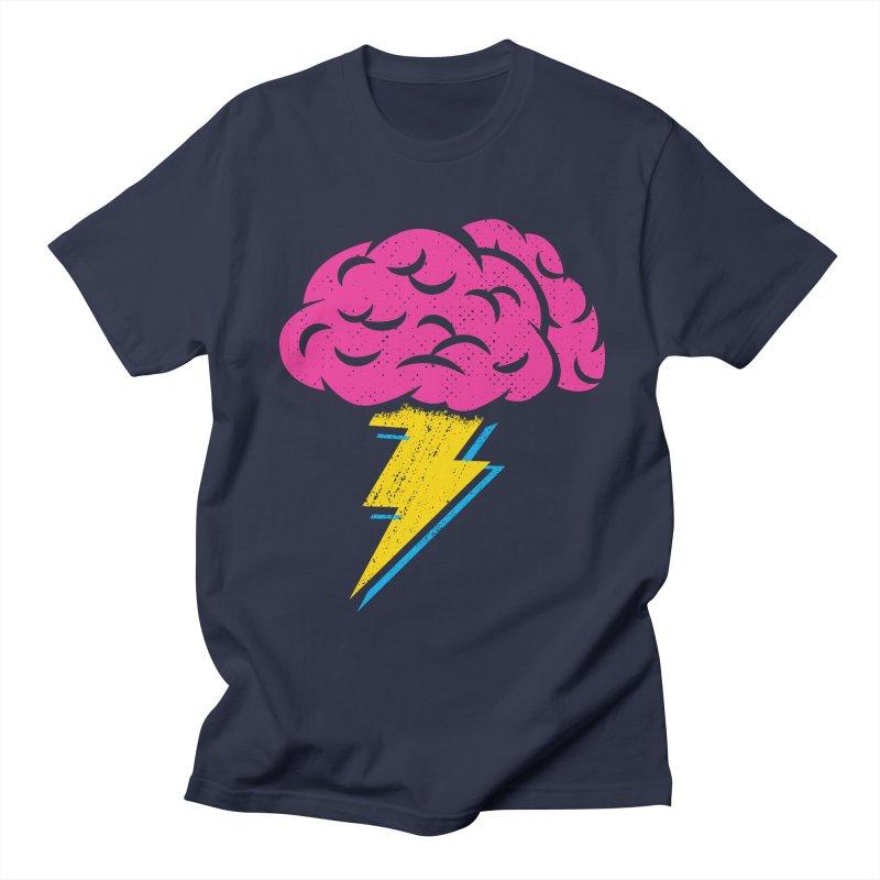 Brainstorm Women's Unisex T-Shirt by Rocket Artist Shop