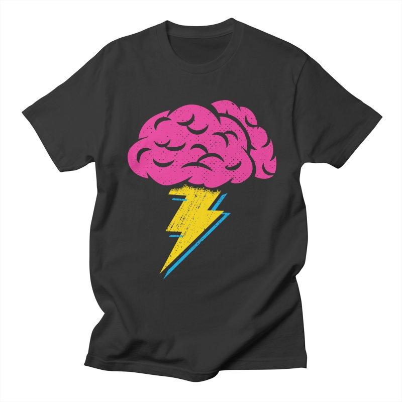 Brainstorm Men's T-shirt by Rocket Artist Shop