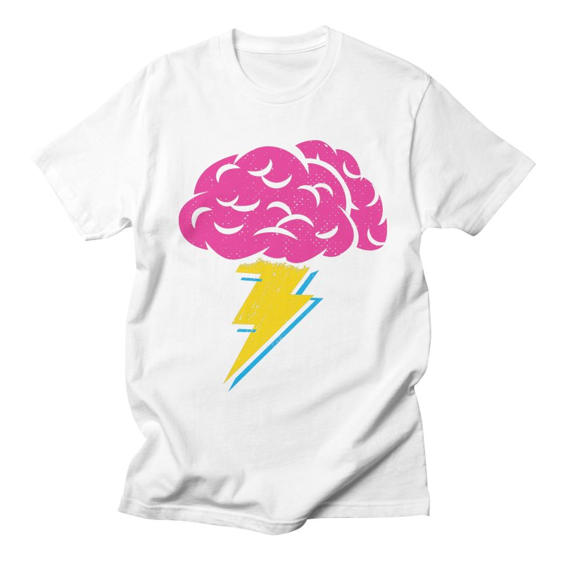 Brainstorm Men's T-Shirt by Rocket Artist Shop