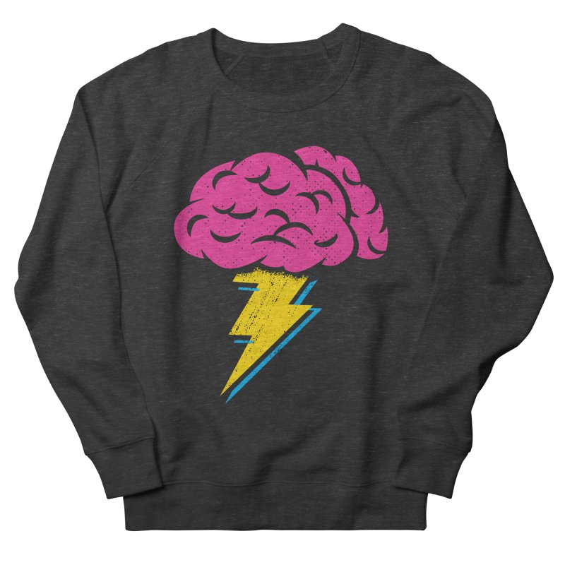 Brainstorm Men's Sweatshirt by Rocket Artist Shop