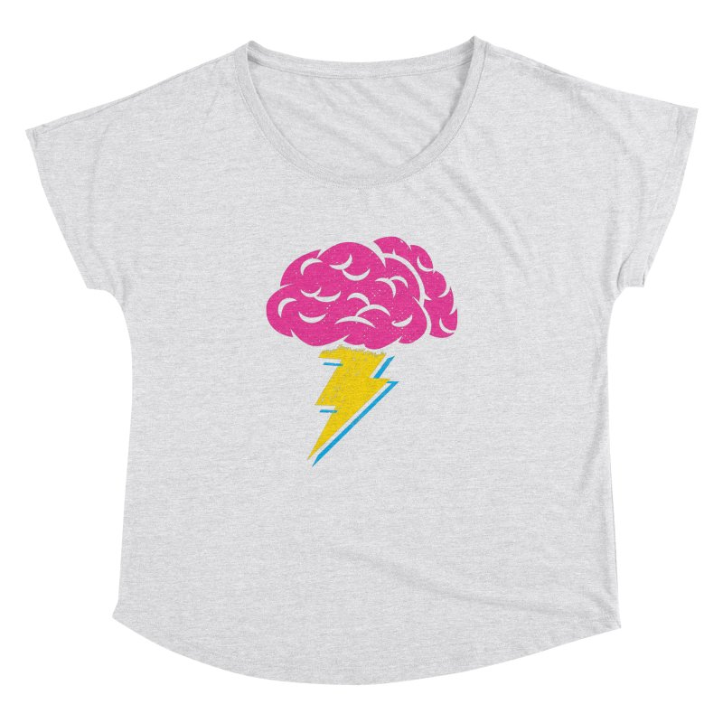 Brainstorm Women's Dolman by Rocket Artist Shop