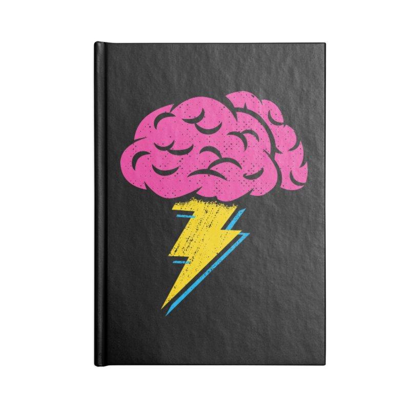 Brainstorm Accessories Notebook by Rocket Artist Shop