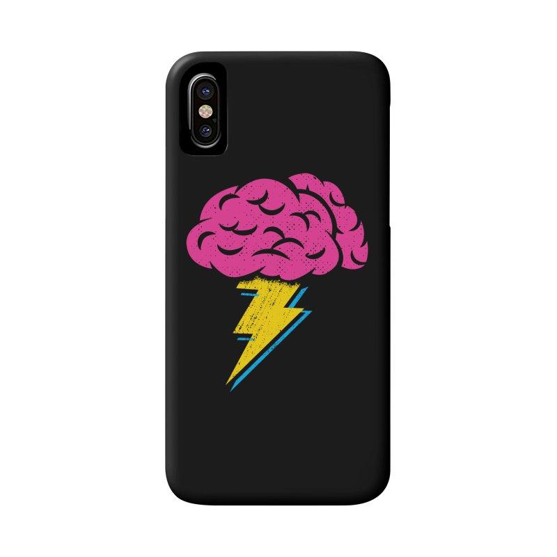 Brainstorm Accessories Phone Case by Rocket Artist Shop