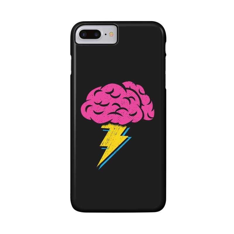 Brainstorm Accessories Phone Case by Rocket Artist Shop