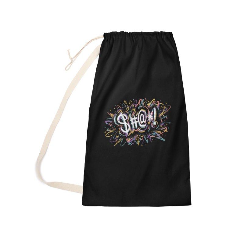 Enough Accessories Bag by Rocket Artist Shop