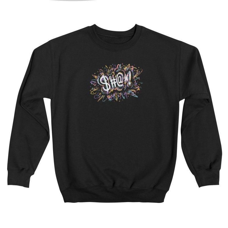 Enough Women's Sweatshirt by Rocket Artist Shop