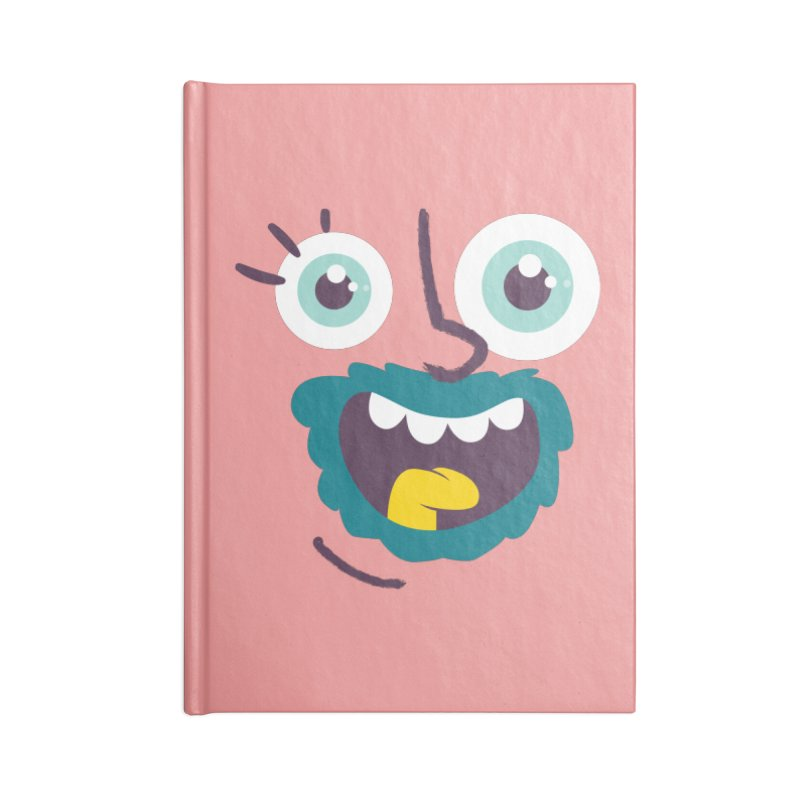 Ready to live! Accessories Notebook by Rocket Artist Shop