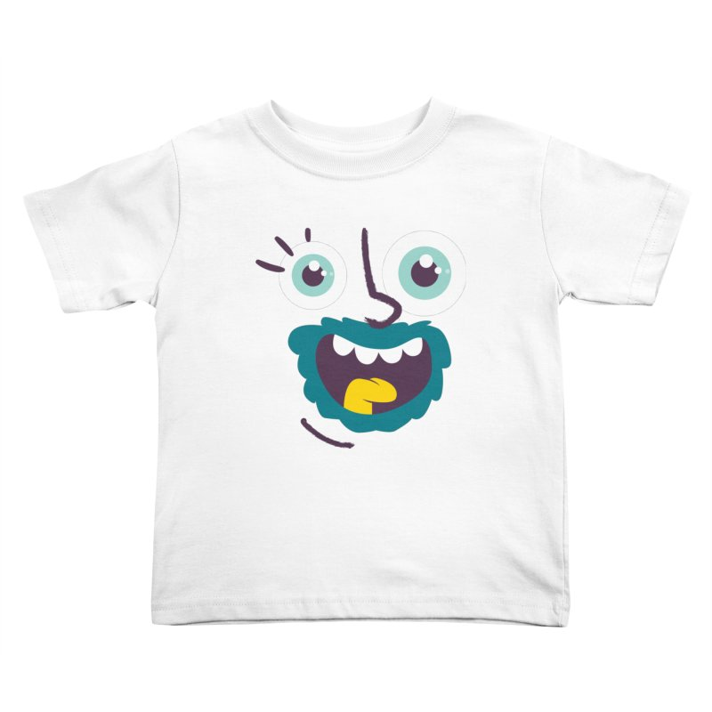 Ready to live! Kids Toddler T-Shirt by Rocket Artist Shop