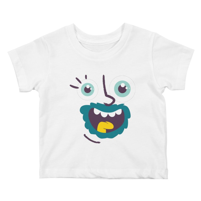 Ready to live! Kids Baby T-Shirt by Rocket Artist Shop
