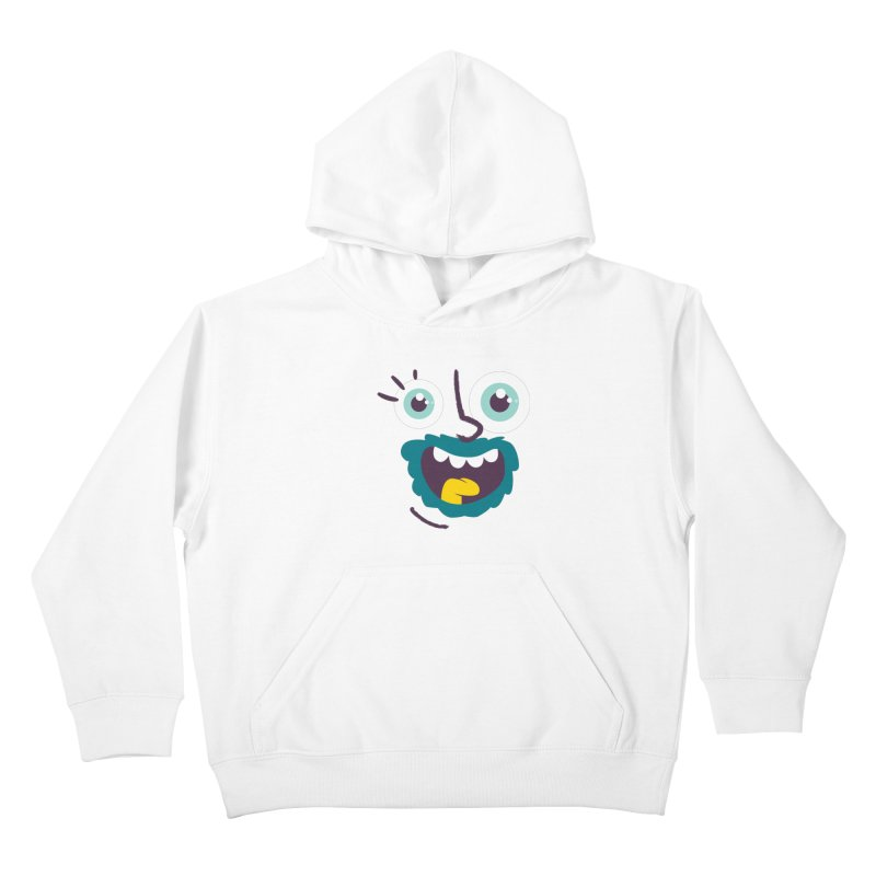 Ready to live! Kids Pullover Hoody by Rocket Artist Shop