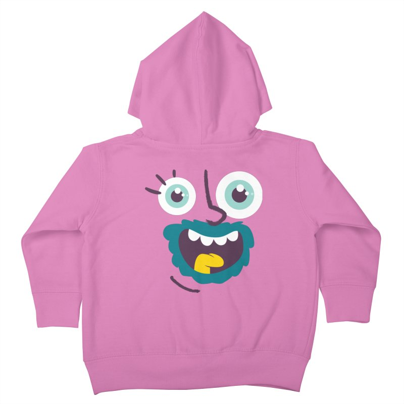 Ready to live! Kids Toddler Zip-Up Hoody by Rocket Artist Shop