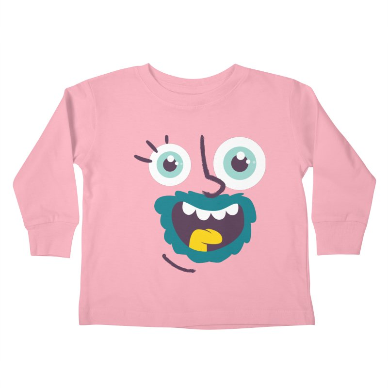 Ready to live! Kids Toddler Longsleeve T-Shirt by Rocket Artist Shop