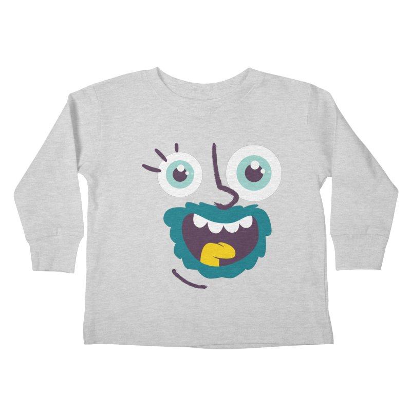 Ready to live! Kids Toddler Longsleeve T-Shirt by Rocket Artist Shop