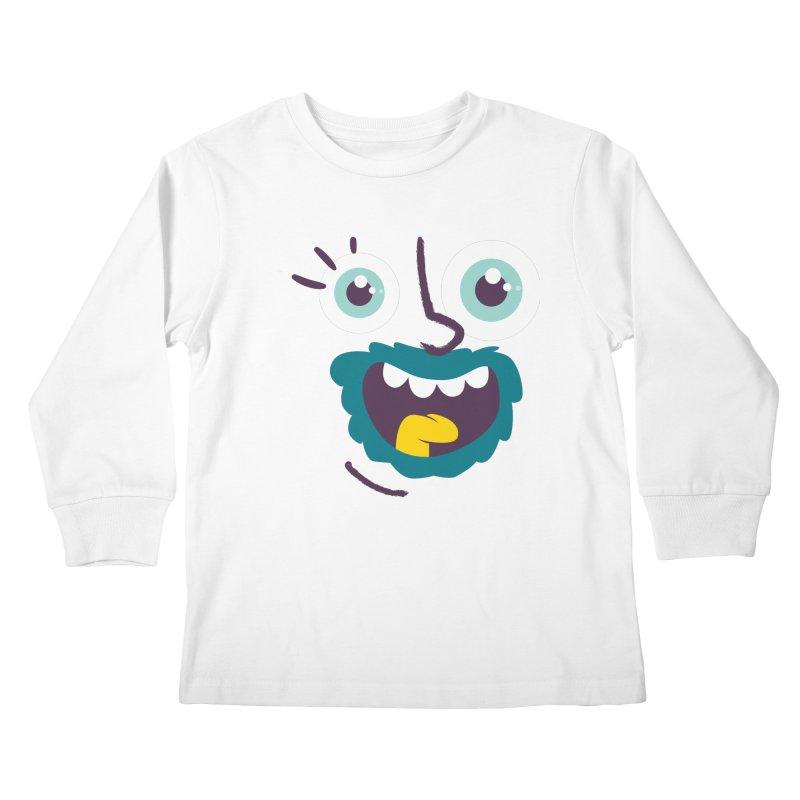 Ready to live! Kids Longsleeve T-Shirt by Rocket Artist Shop