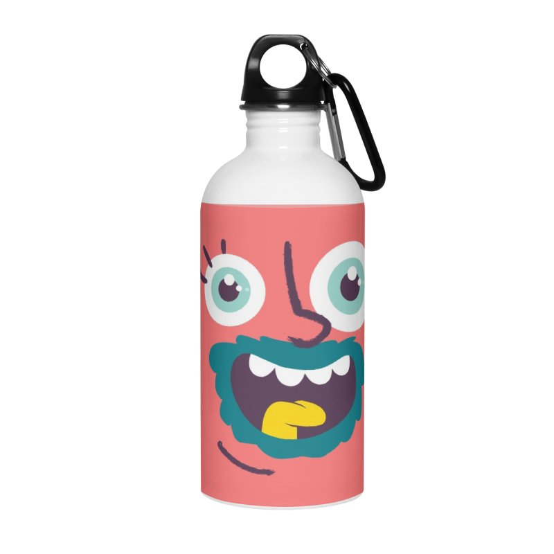 Ready to live! Accessories Water Bottle by Rocket Artist Shop